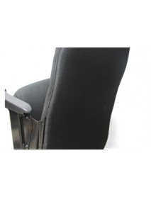 Lot of 40 Marquee Reupholstered Home Theater Seating - Black Leatherette