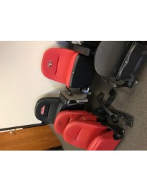 Lot of 16 Red San Francisco Football Stadium Chair